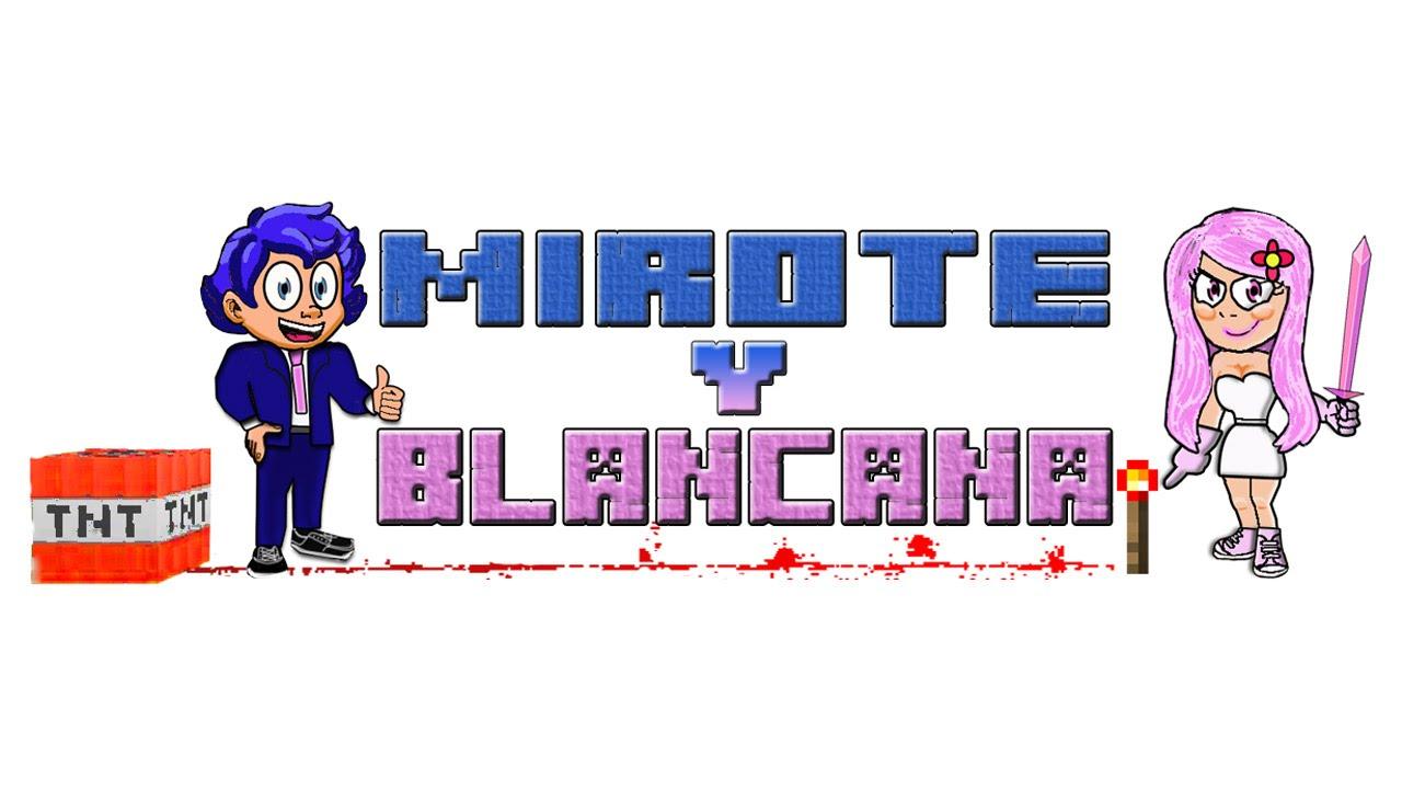 Presentaci n del canal hola figura youtube for Blancana y mirote minecraft