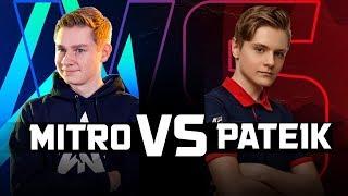 Atlantis Mitr0 vs Gambit Pate1k (Fortnite Creative 1v1)