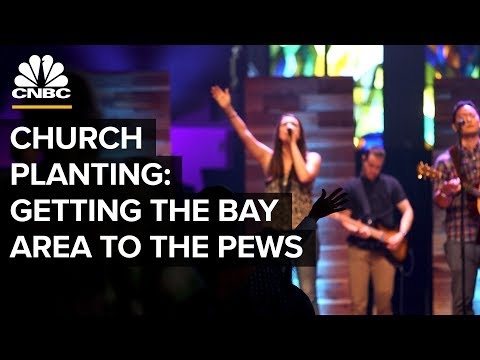 Why San Francisco Church Planting Is Like Launching A Startup
