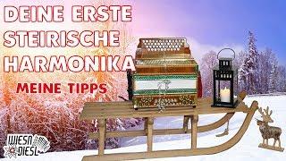 Kauf - Tipps zur ersten Steirischen Harmonika
