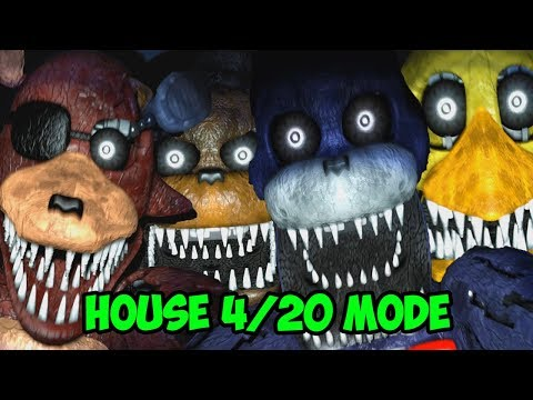 JOLLY 3 CHAPTER 2 CUSTOM NIGHT - HOUSE 4/20 MODE COMPLETED | GOLD STAR OBTAINED