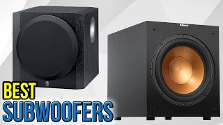 active Subwoofers // The Most Popular 2017