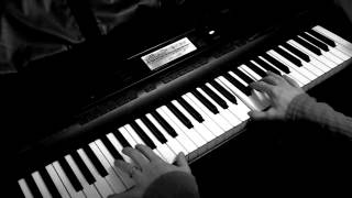 Stop Crying Your Heart Out - Oasis (piano cover)