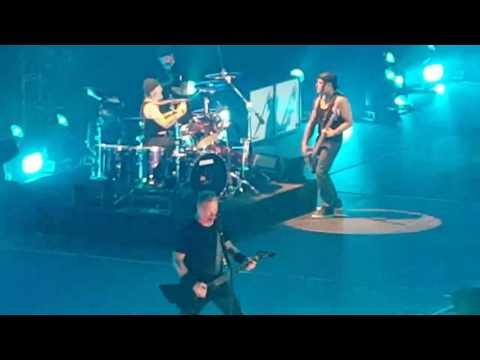 Metallica- Sad but true live at Singapore
