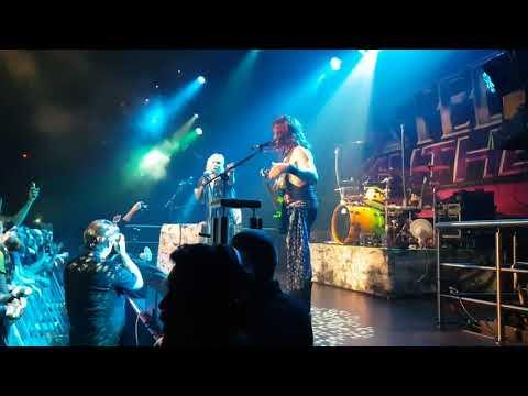 Steel Panther Weenie Ride Dublin Jan 18 2018