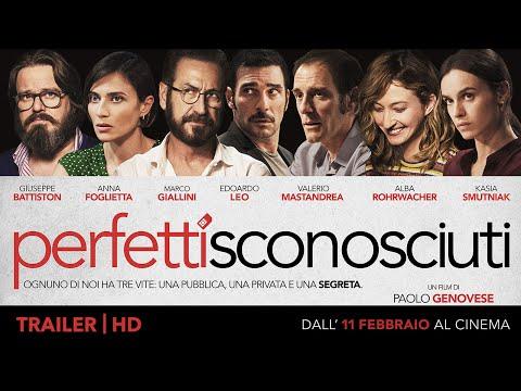 Perfetti Sconosciuti - Trailer Ufficiale