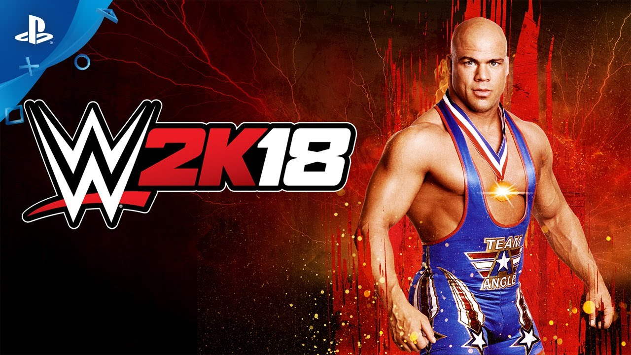 Image result for WWE 2K18 (PS4)