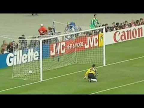 THURAM - against croatia 1998 (2-1)
