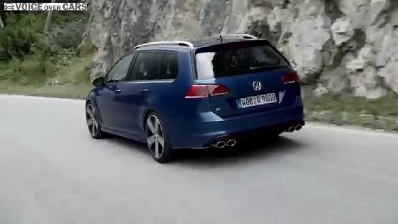2015 vw golf r variant volkswagen leistung preis volumen infos voice over cars news youtube. Black Bedroom Furniture Sets. Home Design Ideas