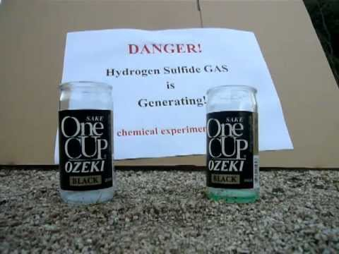 Muriatic Acid And Lime Sulfur Hydrogen Sulfide Is