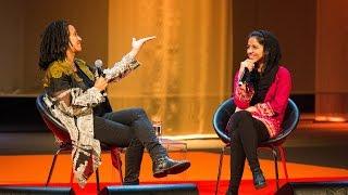 Tabitha Jackson & Sonita Alizadeh on Child Marriage |  Skoll World Forum 2016