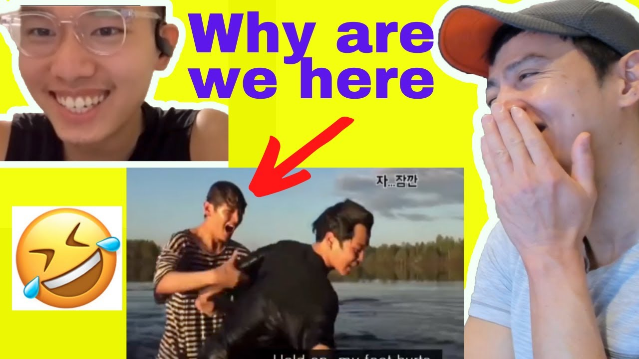 BTS Bon Voyage Moments that made us laugh and smile (Season 1 Ep. 5 to 8)