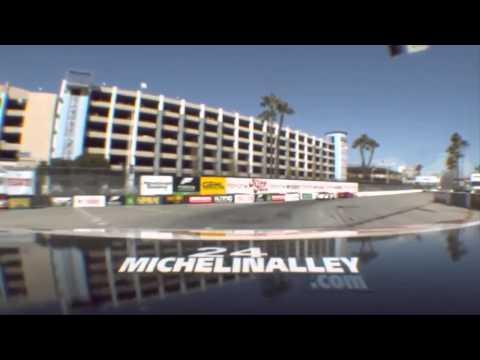 2015 Long Beach - 24 BMW GTLM Onboard