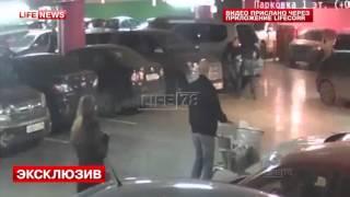 Перестрелки из-за места на парковке в Петербурге