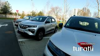 Prim contact Dacia Spring video 1 of 2