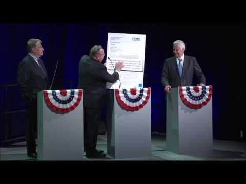 MPBN Your Vote 2014 Maine Gubernatorial Debate