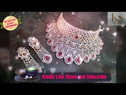 Precious Imitation Jewellery collection by Krishna's Sweta Fashion World Mumbai India