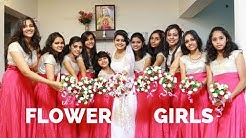 Latest Flower Girl Dress Patterns | Flower Girl Frock  | Bridesmaid dresses patterns in kerala