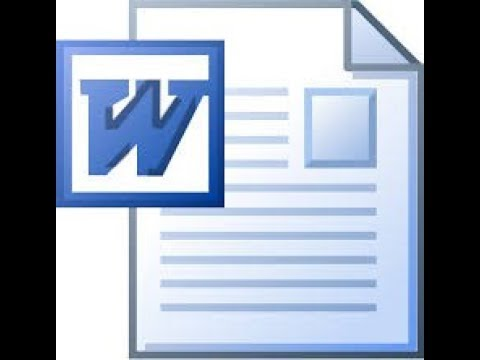 Microsoft Word 2016: Send HTML Email Form: Part 1- The Setup