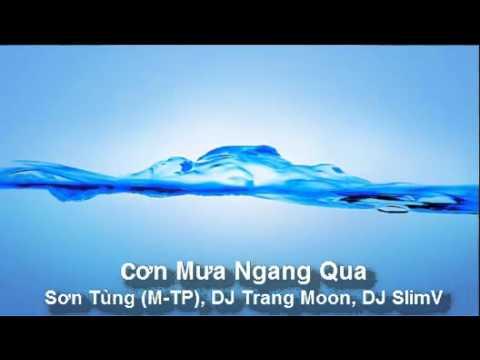 Cơn Mưa Ngang Qua (The Remix 2015) - Sơn Tùng (M-TP), DJ Trang Moon, DJ SlimV