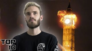 Top 10 Things That Will Happen When PewDiePie Dies