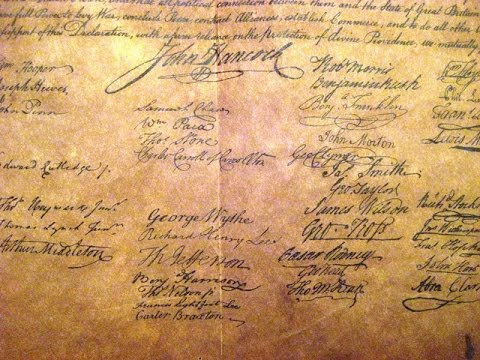 IN CONGRESS JULY 4 1776 The Declaration of Independence