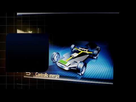 Toyota C-HR Spiegazione flussi