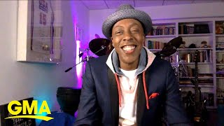 Arsenio Hall talks about filming 'Coming 2 America' l GMA