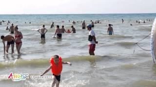 Анапа пляж центральный 17 июля 2015(Фотографии центрального пляжа Анапы за 17 июля 2015 года: http://www.anapakurort.info/forum/viewtopic.php?p=693971#693971., 2015-07-17T17:39:11.000Z)