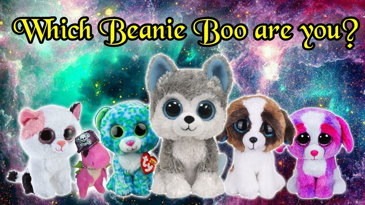 1ea03fe3d9d Which Beanie Boo are you  Personality Quiz - YouTube