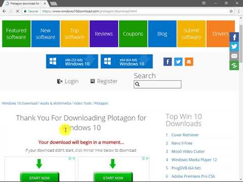 How to free download Plotagon-1-30-0 for windows 10 |on mobile in urdu  updates 2019