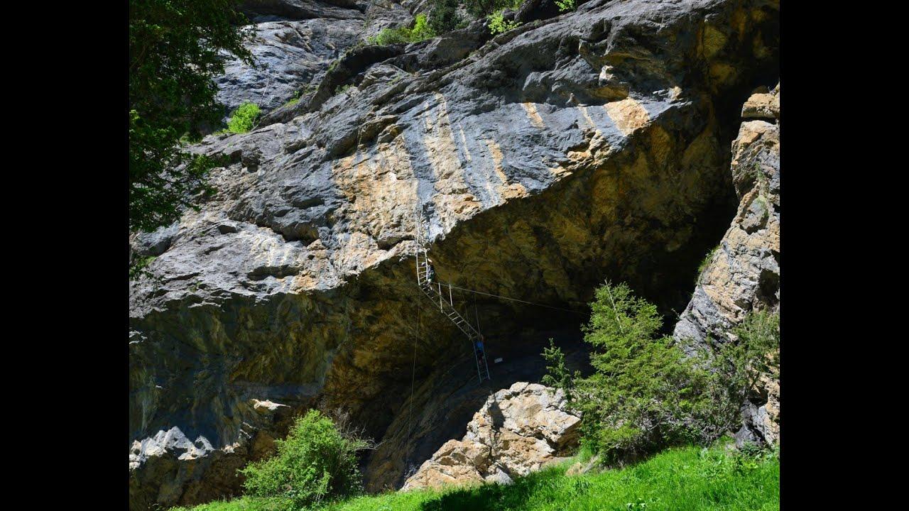 Klettersteig Allmenalp : Allmenalp klettersteig youtube