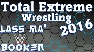 Total Extreme Wrestling 2016 - Episode 1 (German / deutsch)