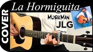 La Hormiguita / Juan Luis Guerra y la 4 40 / Cover