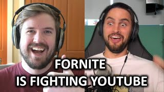 Fortnite vs Apple - WAN Show Aug 14, 2020