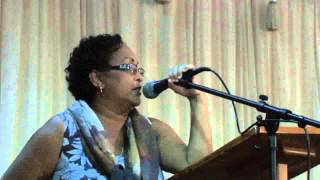 San Fernando City Corporation Honours Senior Citizens - Nov. 13, 2014 - Trinidad & Tobago