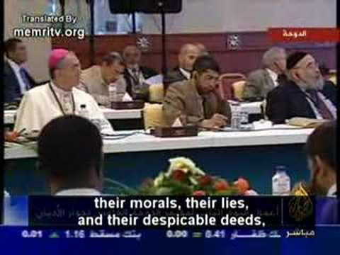 Interfaith Debate between Jews and Muslims