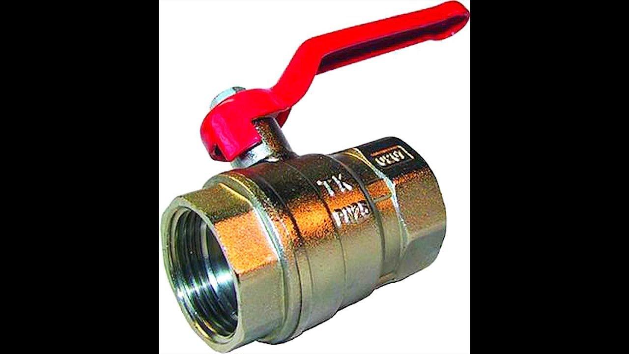 Водопроводный кран печки на ваз 2107 - YouTube