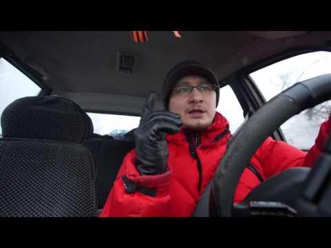 ВАЗ 2111: Поменял подушки двигателя и шаровую
