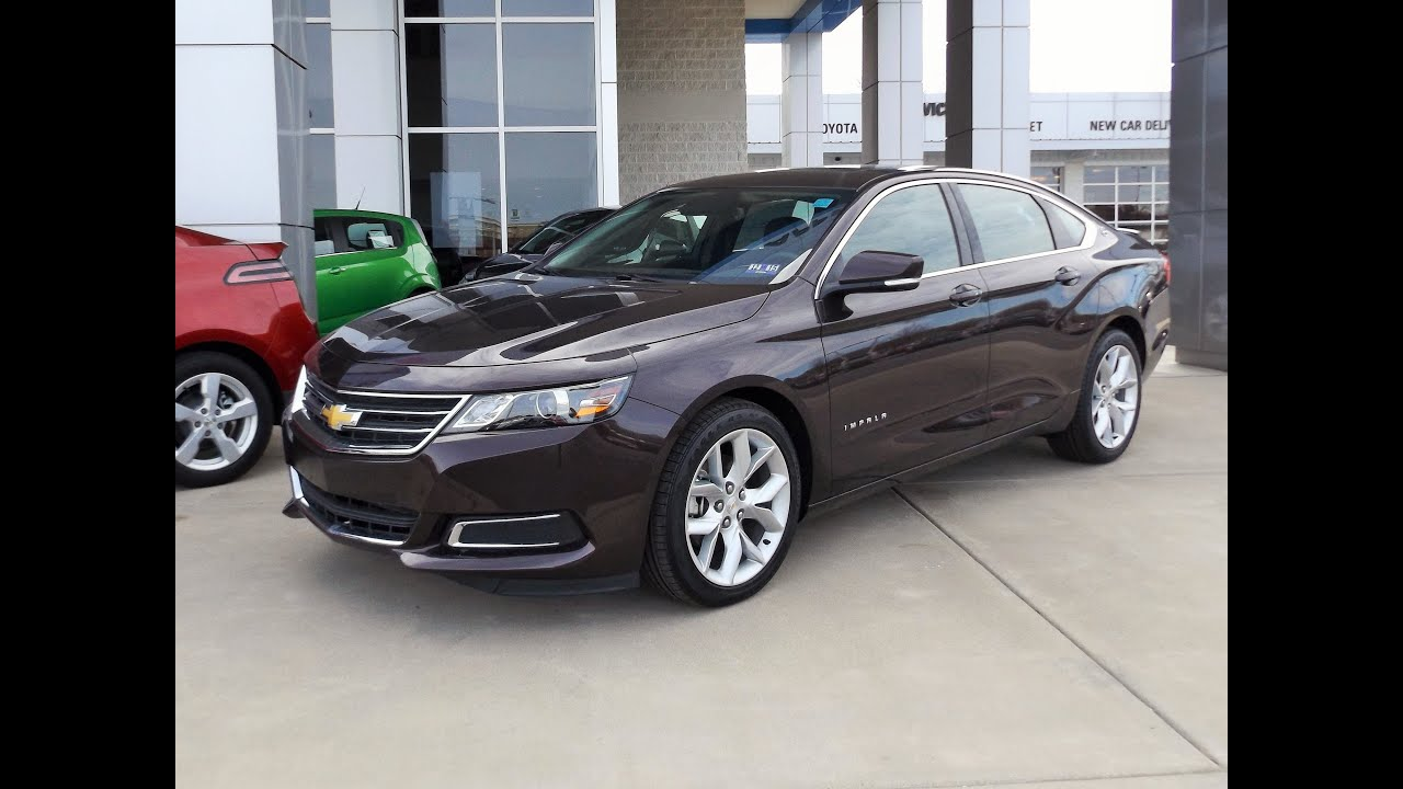Chevy impala 2015 review