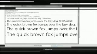 Lettertype installeren Windows (8 of 10)