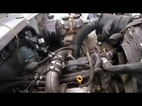 УАЗ Хантер — свап двигателя на QD32
