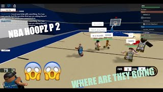 [ROBLOX] NBA HOOPZ P 2
