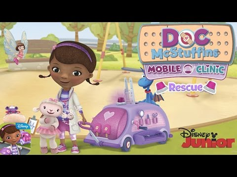 Doc McStuffins: Mobile Clinic Rescue (by Disney) - IOS / Android - HD Gameplay Trailer