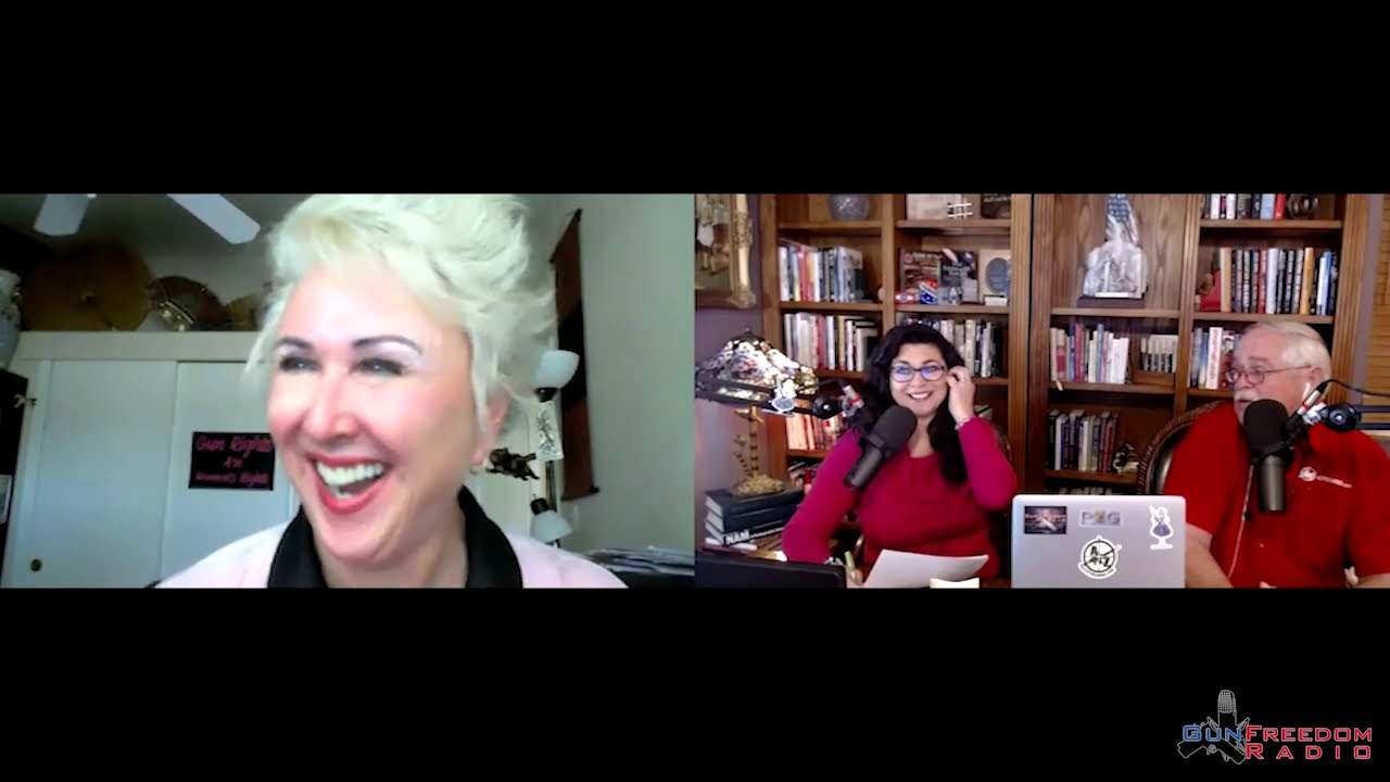 GunFreedomRadio EP287 Babes with Bullets with Deb Ferns