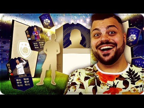 ICON IN A PACK & 92+ ASSURDO !!! TOTY PACK OPENING FIFA 18 w/ANIMA
