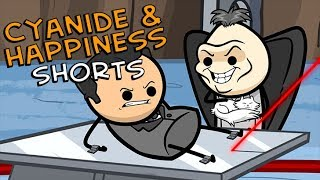 Agent 7: Part 2 - Cyanide & Happiness Shorts