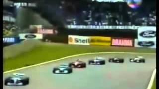 Gp Brasil 1994 - Largada