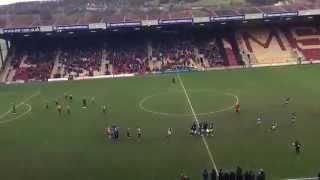 Bradford City vs Oldham