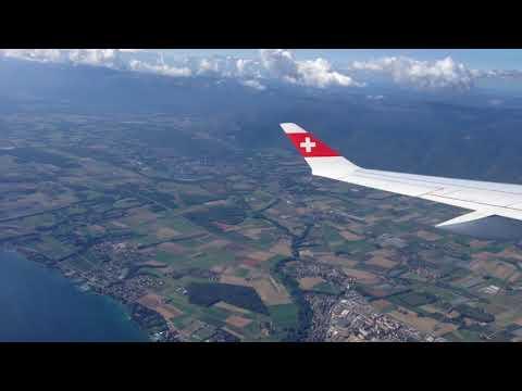 Opstijgen vanaf de luchthaven van Genève - 24 september 2017 (2)